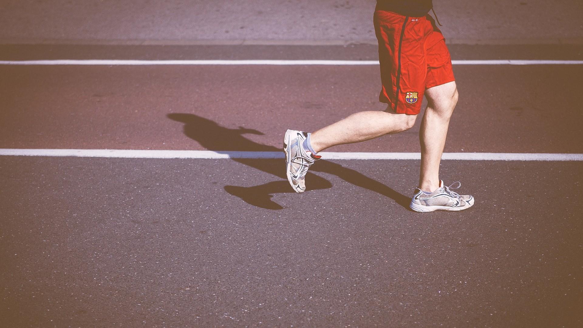 Menyapa Tuhan Saat Jogging